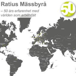 Ratius 50 år