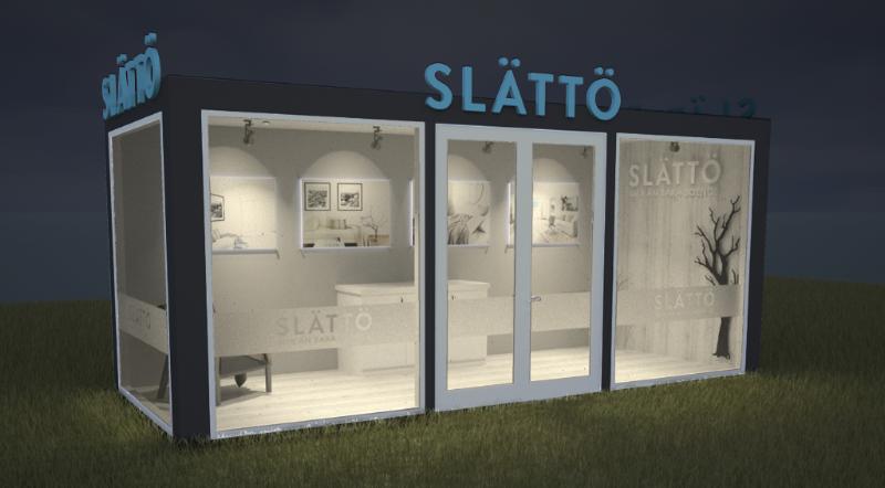 utställningar och showrooms