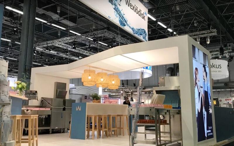 Gastronord och LLB på Stockholmsmässan