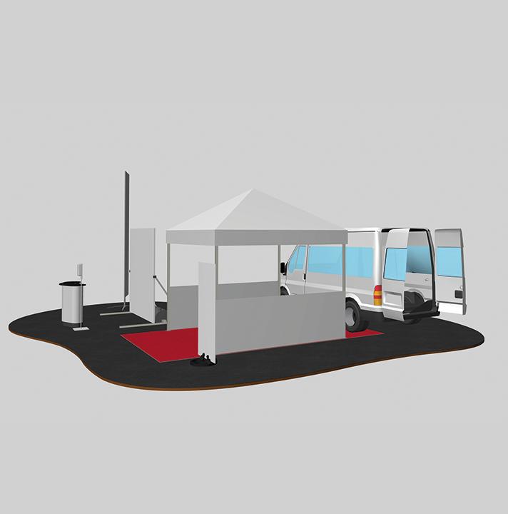 mobila teststationer